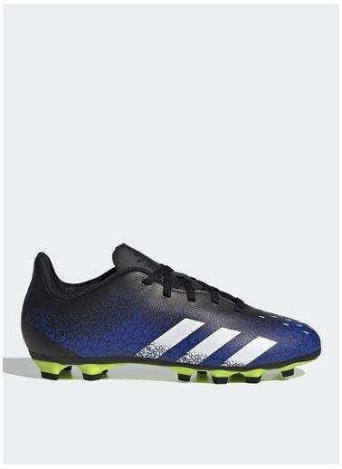 adidas Adidas Erkek Çocuk Mavi-Beyaz-Siyah Krampon Mavi